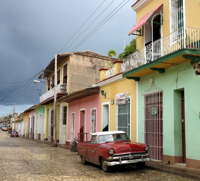 Trinidad, Cuba streets Double-Barelled Travel