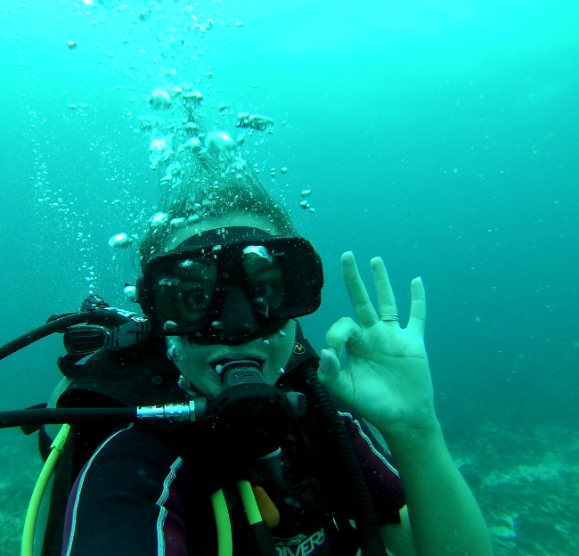 Mexico underwater museum double barrelled travel - Dive time tours ...