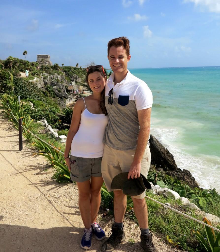 Alltournative Tulum Carmen and Dave Double-Barrelled Travel