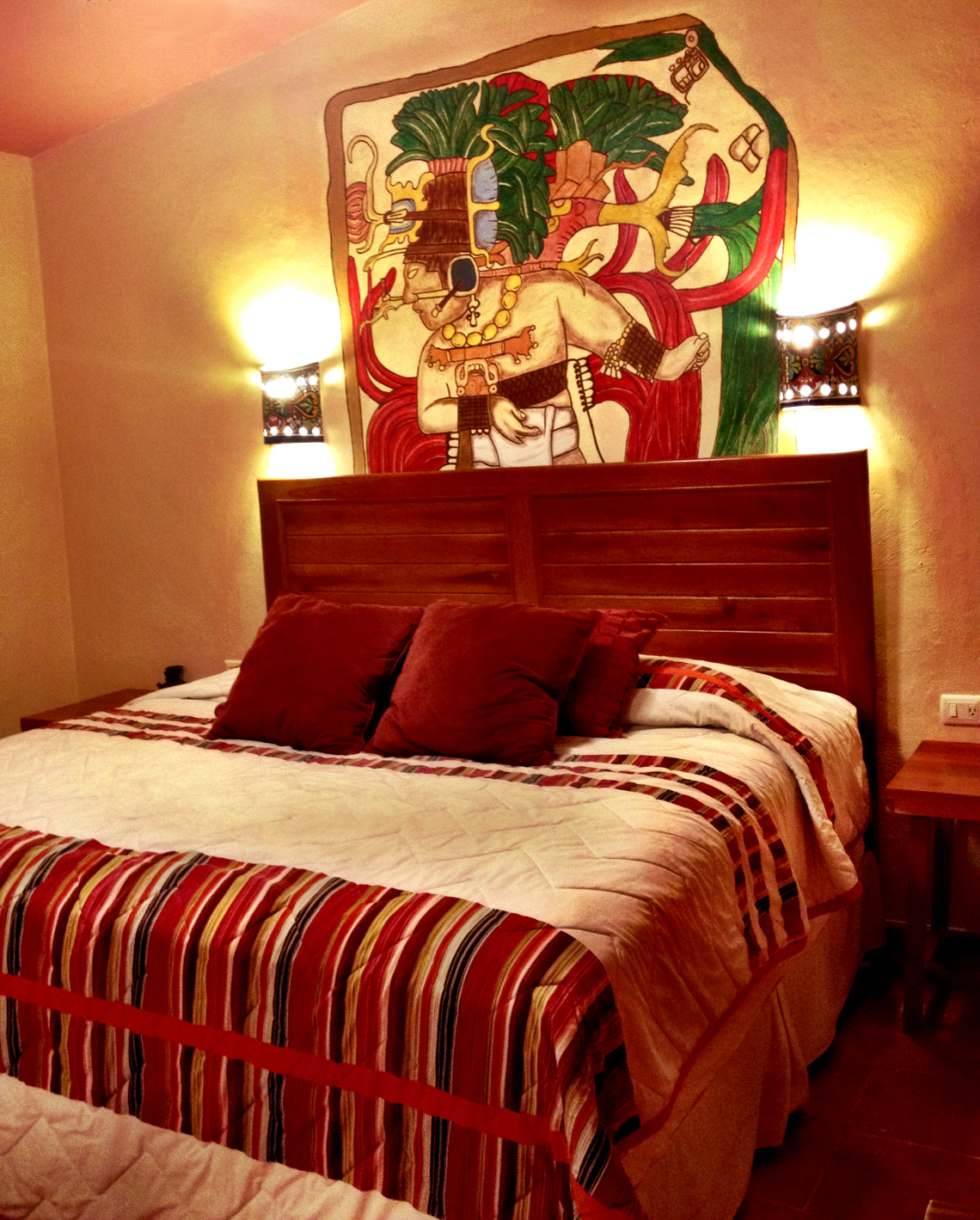 Bedroom Casa Hamaca Double-Barrelled Travel