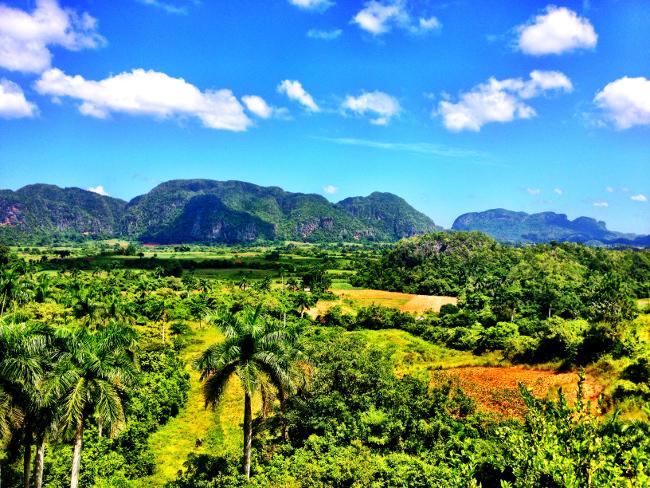 Vinales Cuba Double-Barrelled Travel