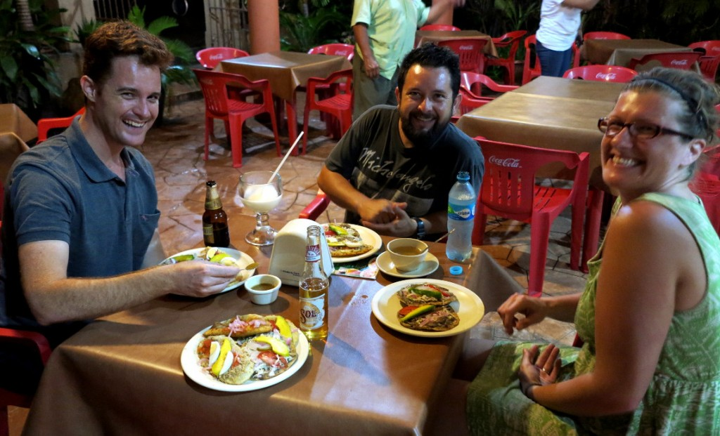 Airbnb friends Mexico Double-Barrelled Travel