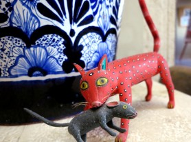 A museum full of Mexican folk art – housed in someone's home