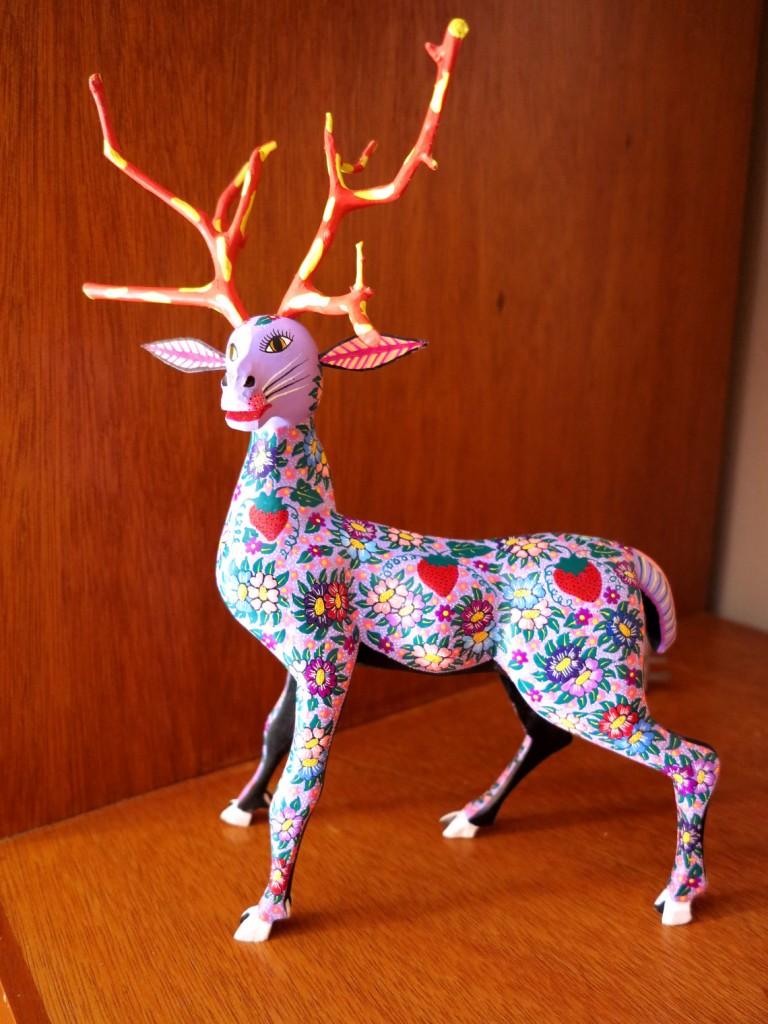 Casa de los Venados Mexican folk art deer Double-Barrelled Travel