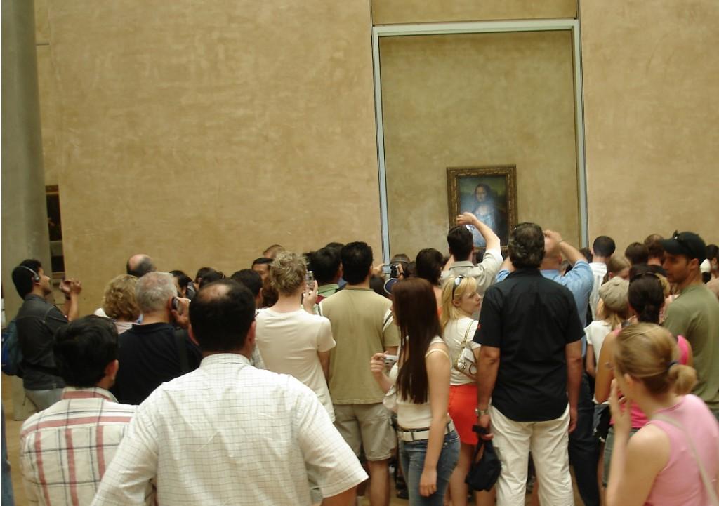 Mona Lisa Double-Barrelled Travel