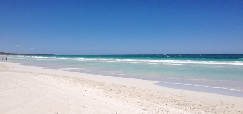 Australia beach Double-Barrelled Travel