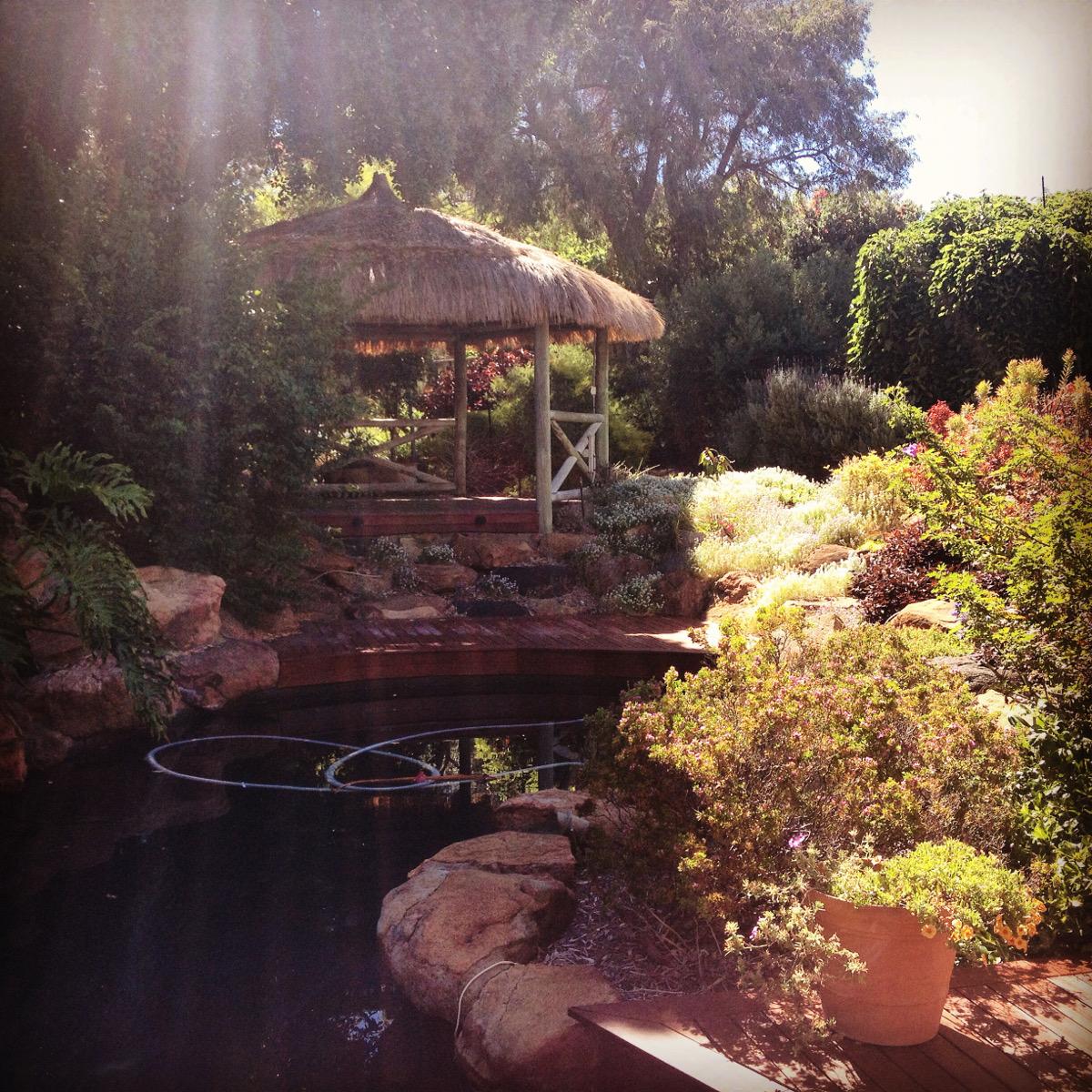 Garden Perth Australia Double-Barrelled Travel