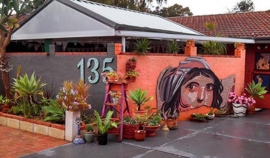 Open Gardens Australia Double-Barrelled Travel