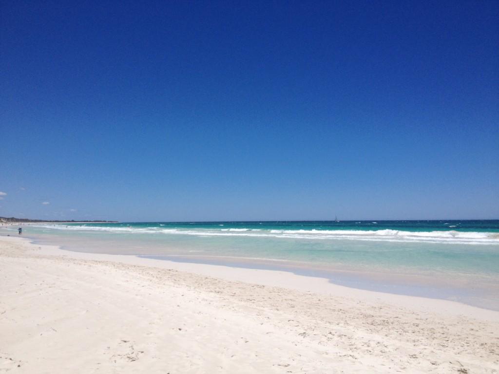 Perth Australia beach Double-Barrelled Travel