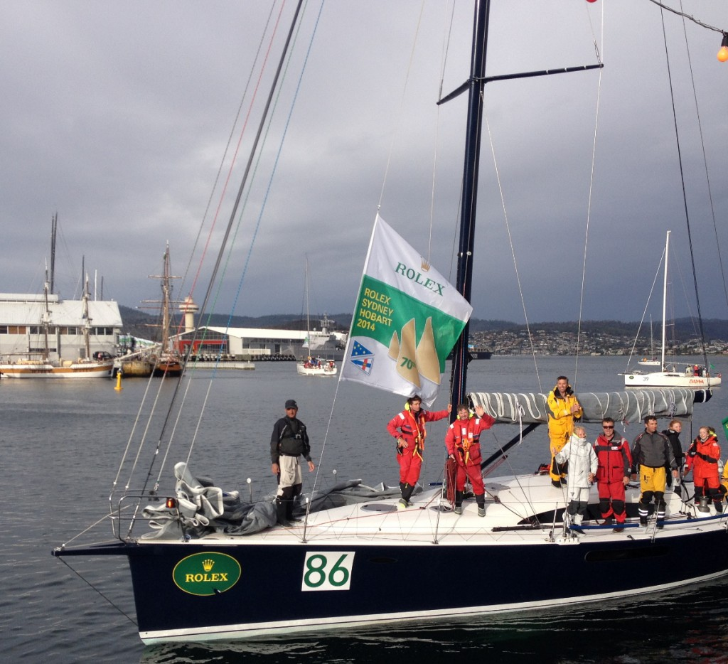 Sydney to Hobary Yacht Race Double-Barrelled Travel