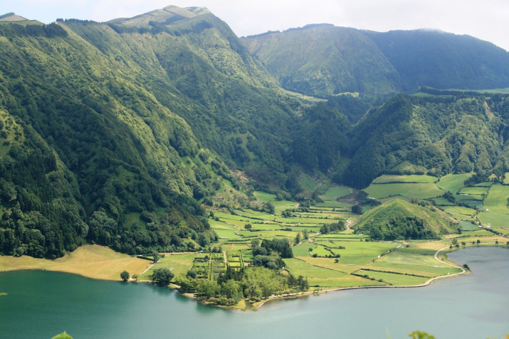 The Azores Double-Baarrelled Travel