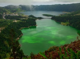 Discovering the Azores