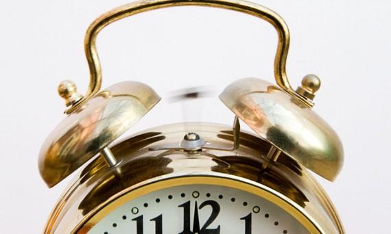 Alarm clock Double-Barrelled Travel