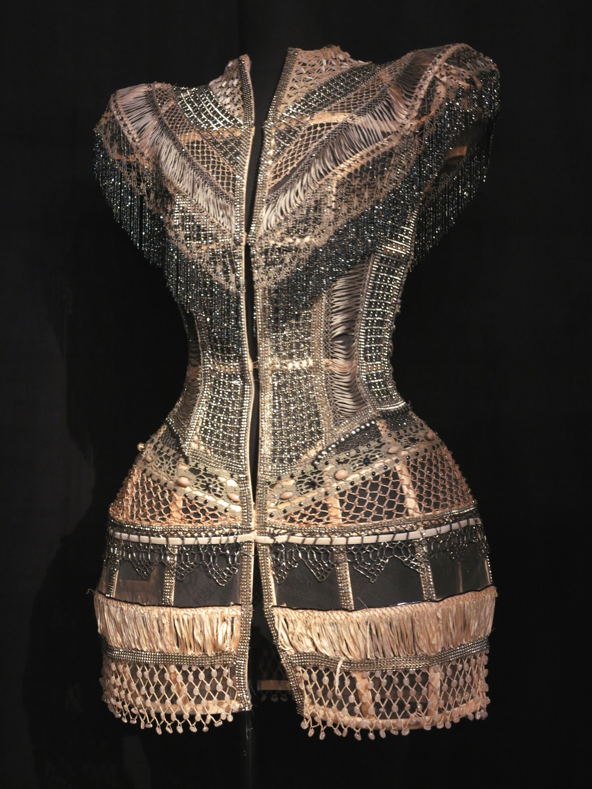 Beyonce Jean Paul Gaultier National Gallery of Victoria