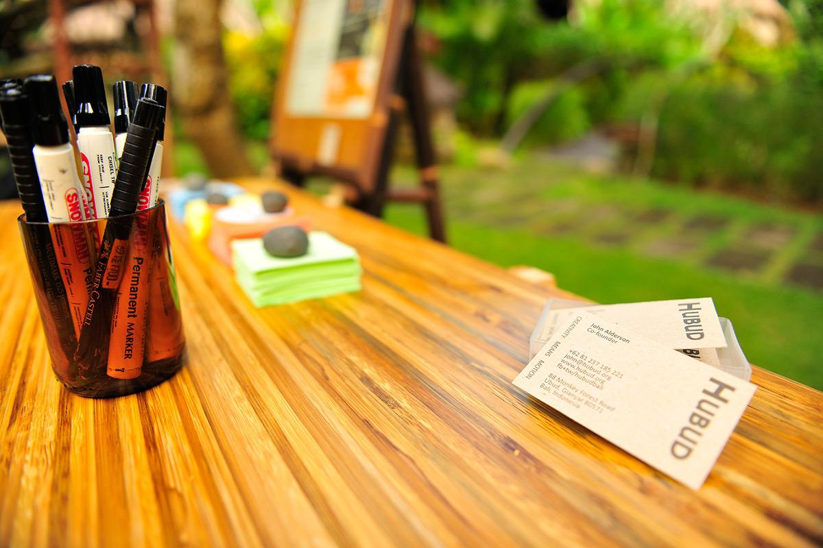 Hubud Ubud Bali Double-Barrelled Travel