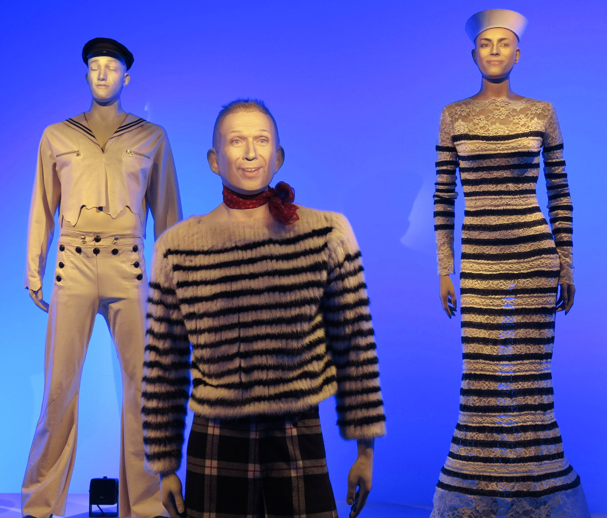Interactive Jean Paul Gaultier National Gallery of Victoria