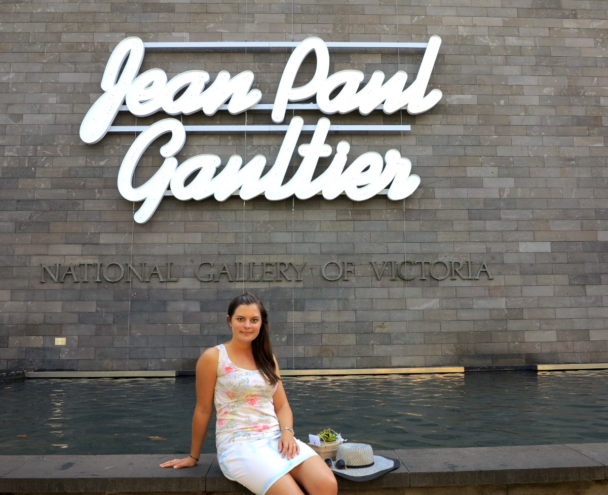 Jean Paul Gaultier National Gallery of Victoria