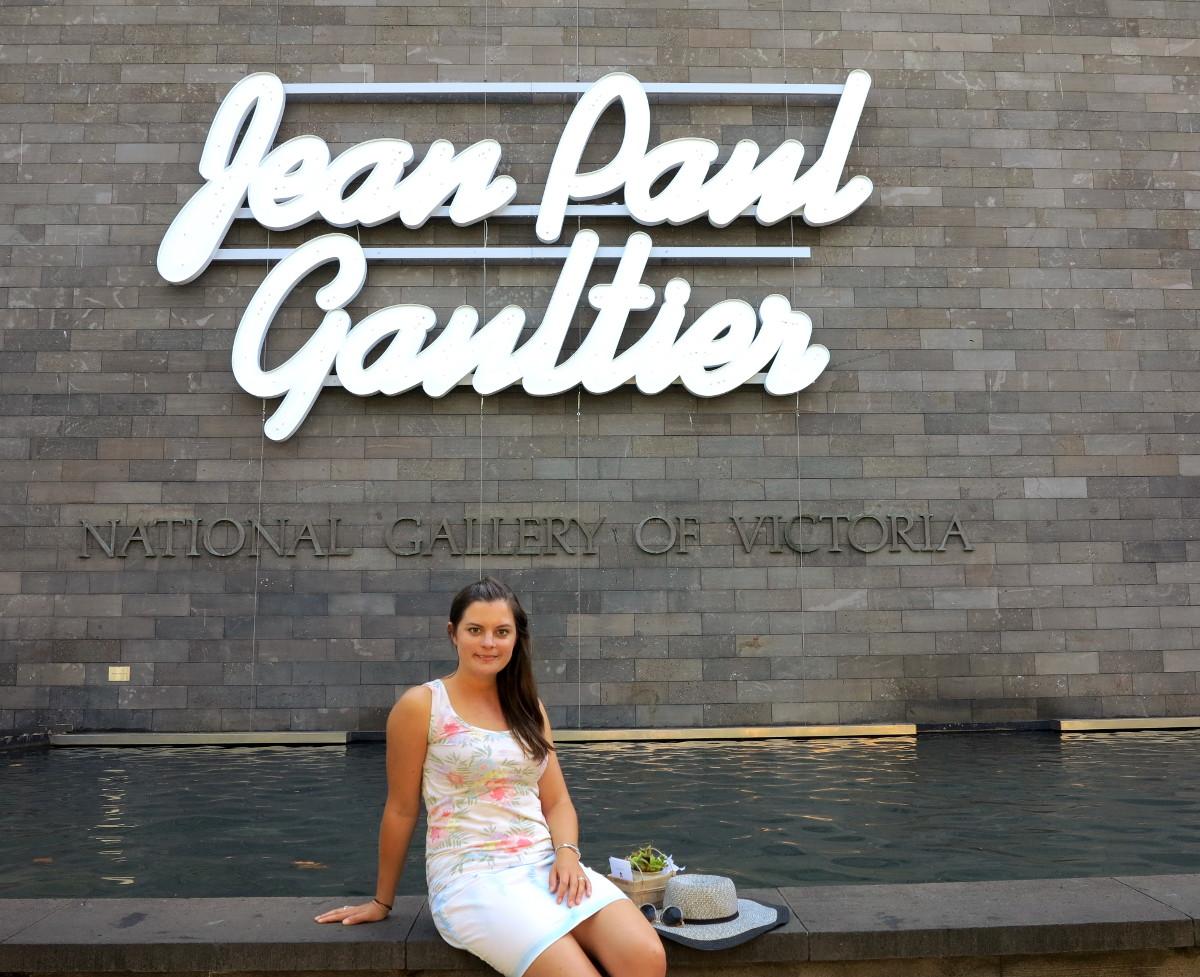 Jean Paul Gaultier National Gallery of Victoria