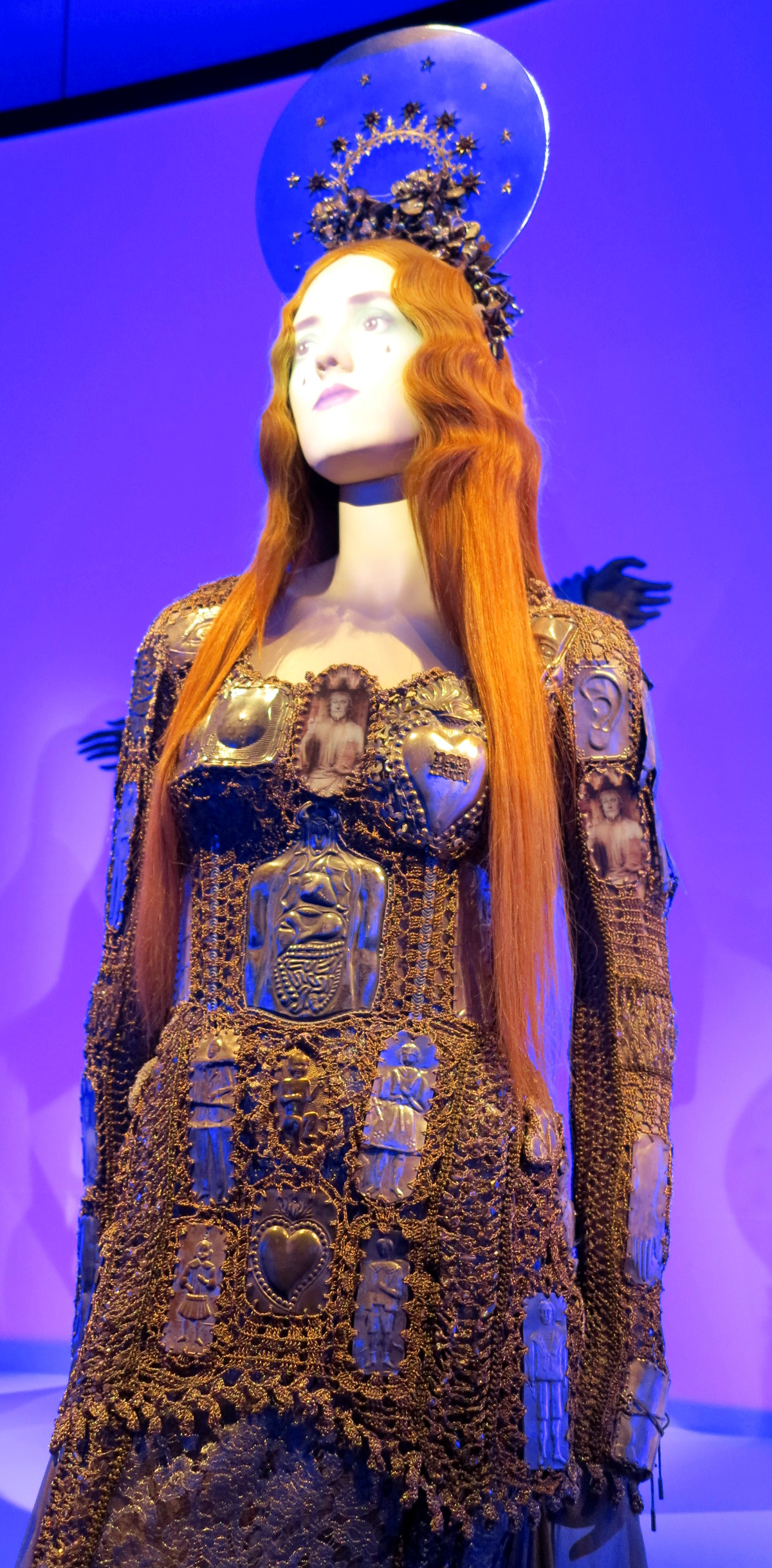 Madonna Jean Paul Gaultier National Gallery of Victoria