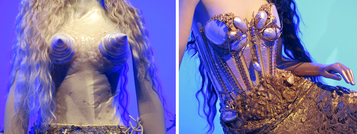 Mermaid Jean Paul Gaultier National Gallery of Victoria