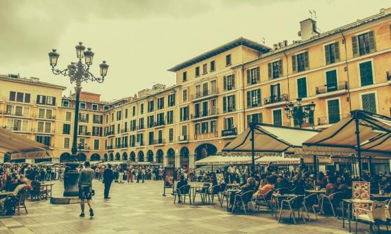 Palma Majorca Double-Barrelled Travel