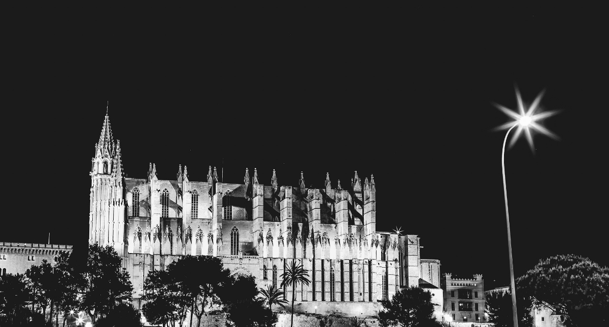 Palma cathedral Majorca Double-Barrelled Travel