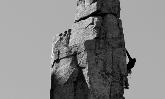 Tasman Island Cruise Rock climber Totem Pole Tasmania Double-Barrelled Travel
