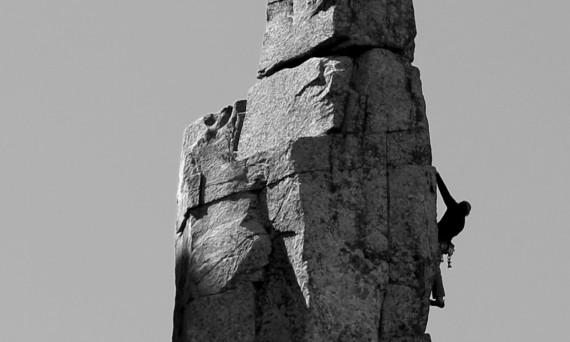 Tasman Island Cruise Rock climber Totem Pole Tasmania Double-Barrelled Travel