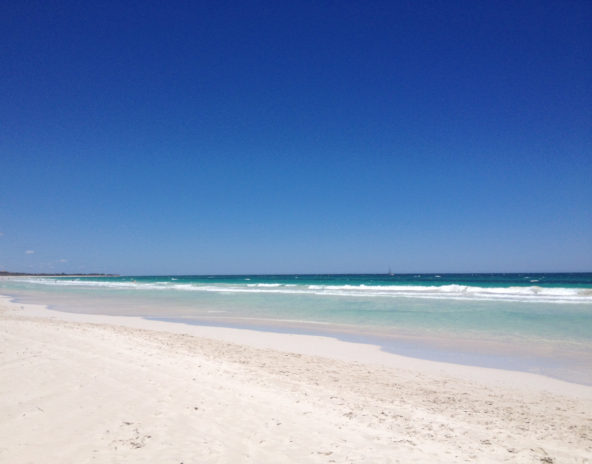 Beach Perth Mullaloo Double-Barrelled Travel