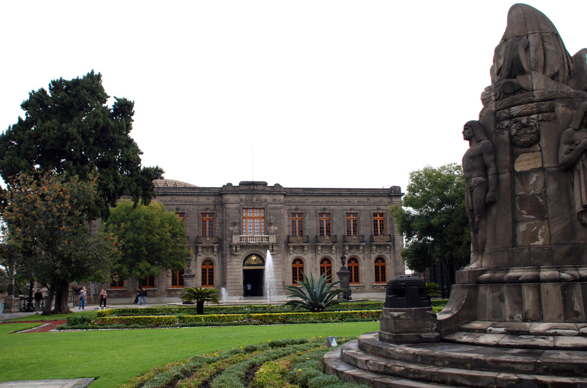 Chapultepec Park Mexico City Brent & Stan Flickr