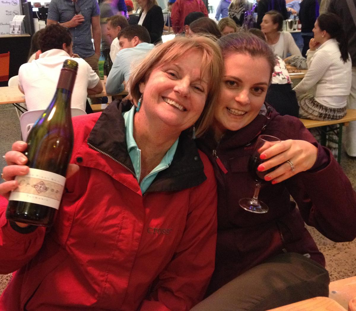 Taste festival Tasmania Double-Barrelled Travel