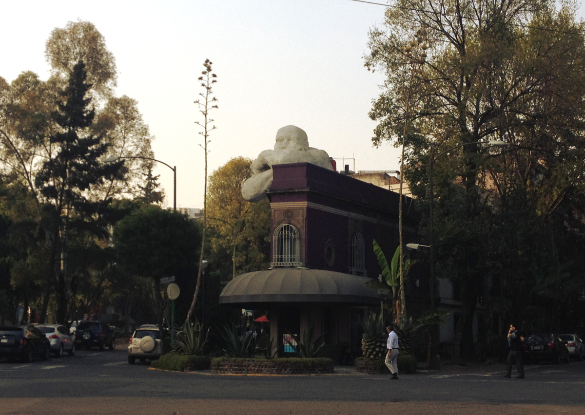 rich area Mexico City Double-Barrelled Travel