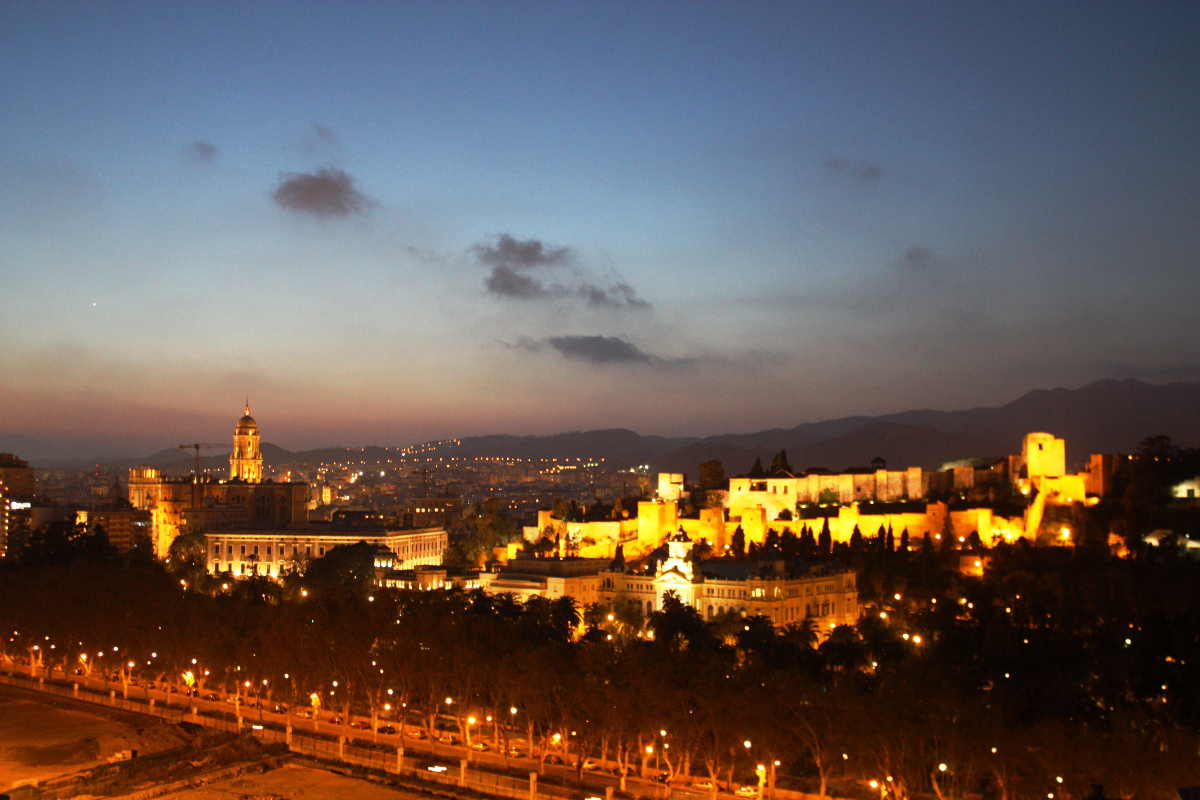 Malaga cathedral Double-Barrelled Travel Arrano Flickr