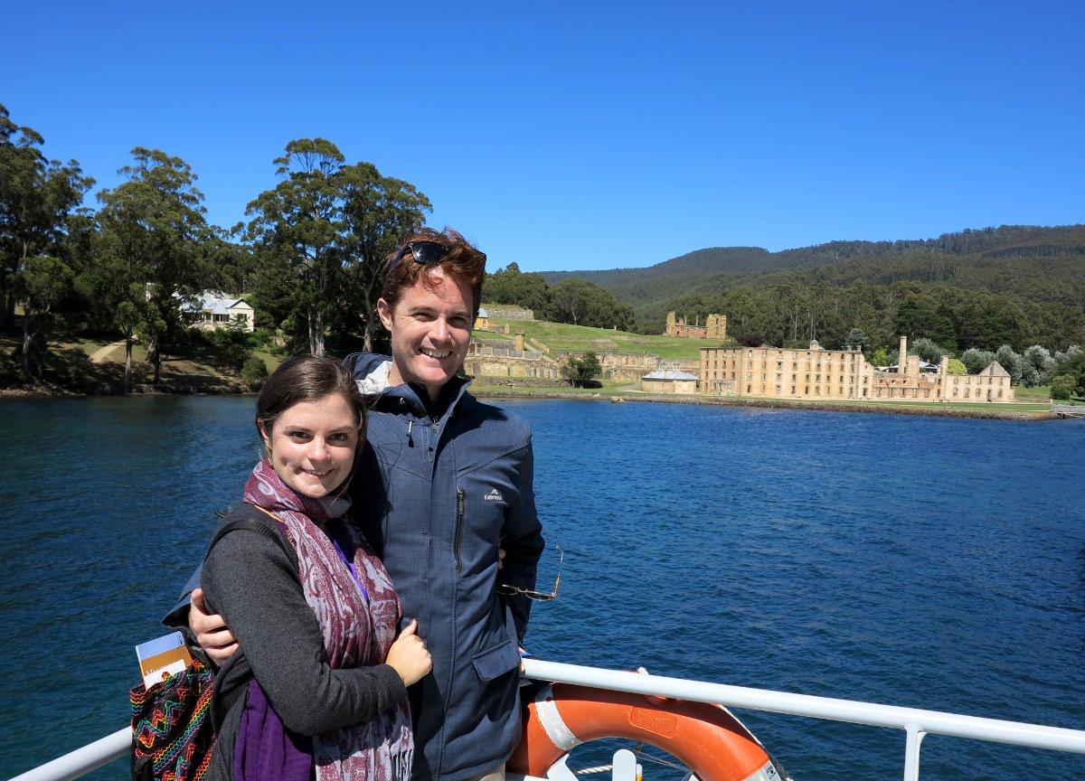 Port Arthur Double-Barrelled Travel