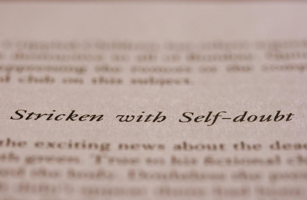 Stricken with self-doubt via Luc De Leeuw Flickr Double-Barrelled Travel