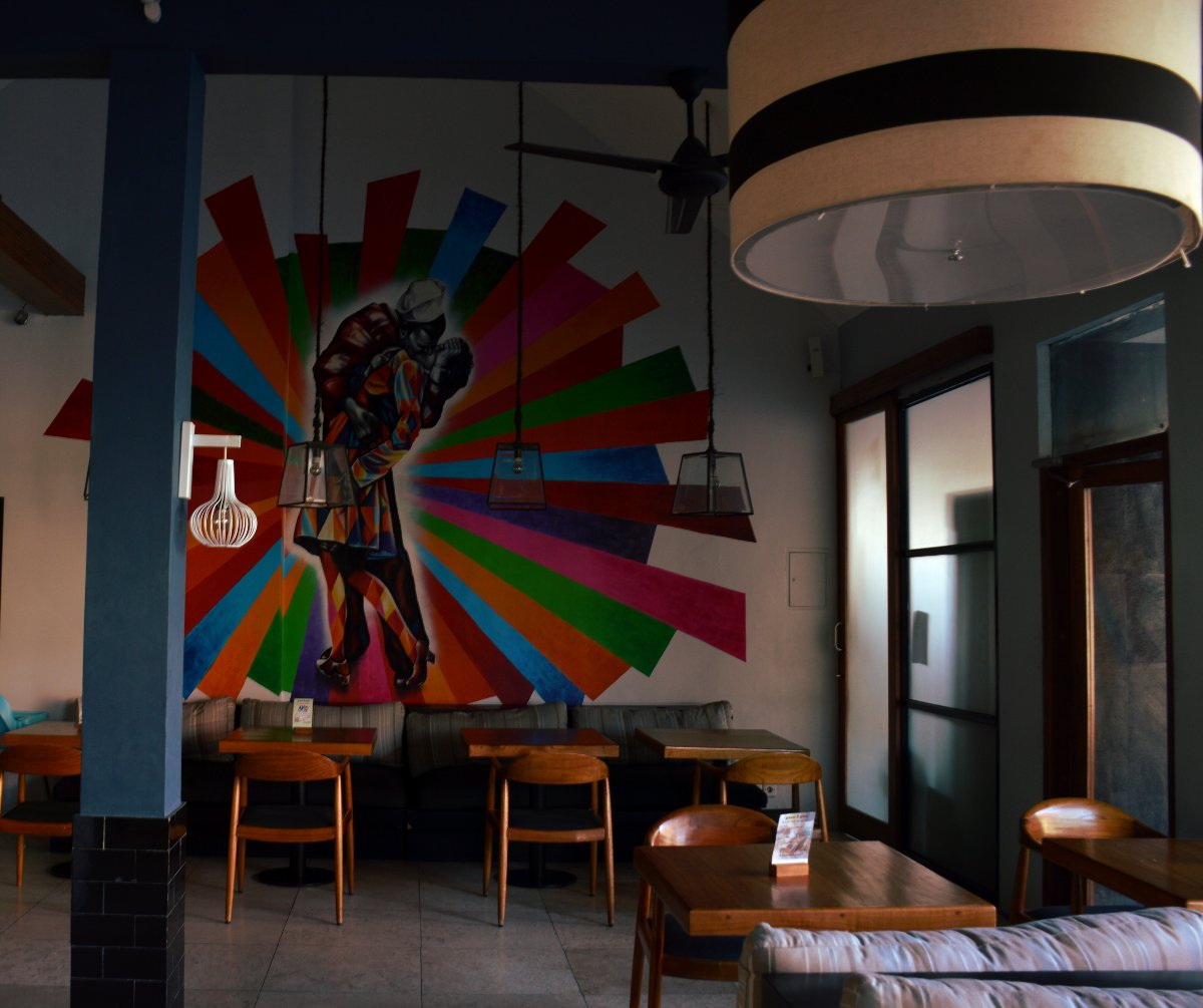 Grocer and Grind Seminyak Double-Barrelled Travel