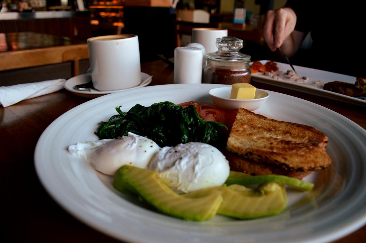 Grocer and Grind breakfast Seminyak Double-Barrelled Travel