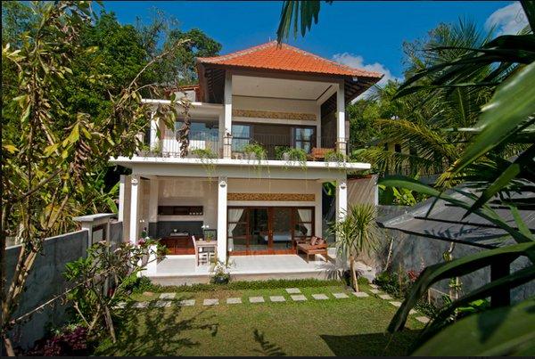 Luxury villa Ubud Double-Barrelled Travel