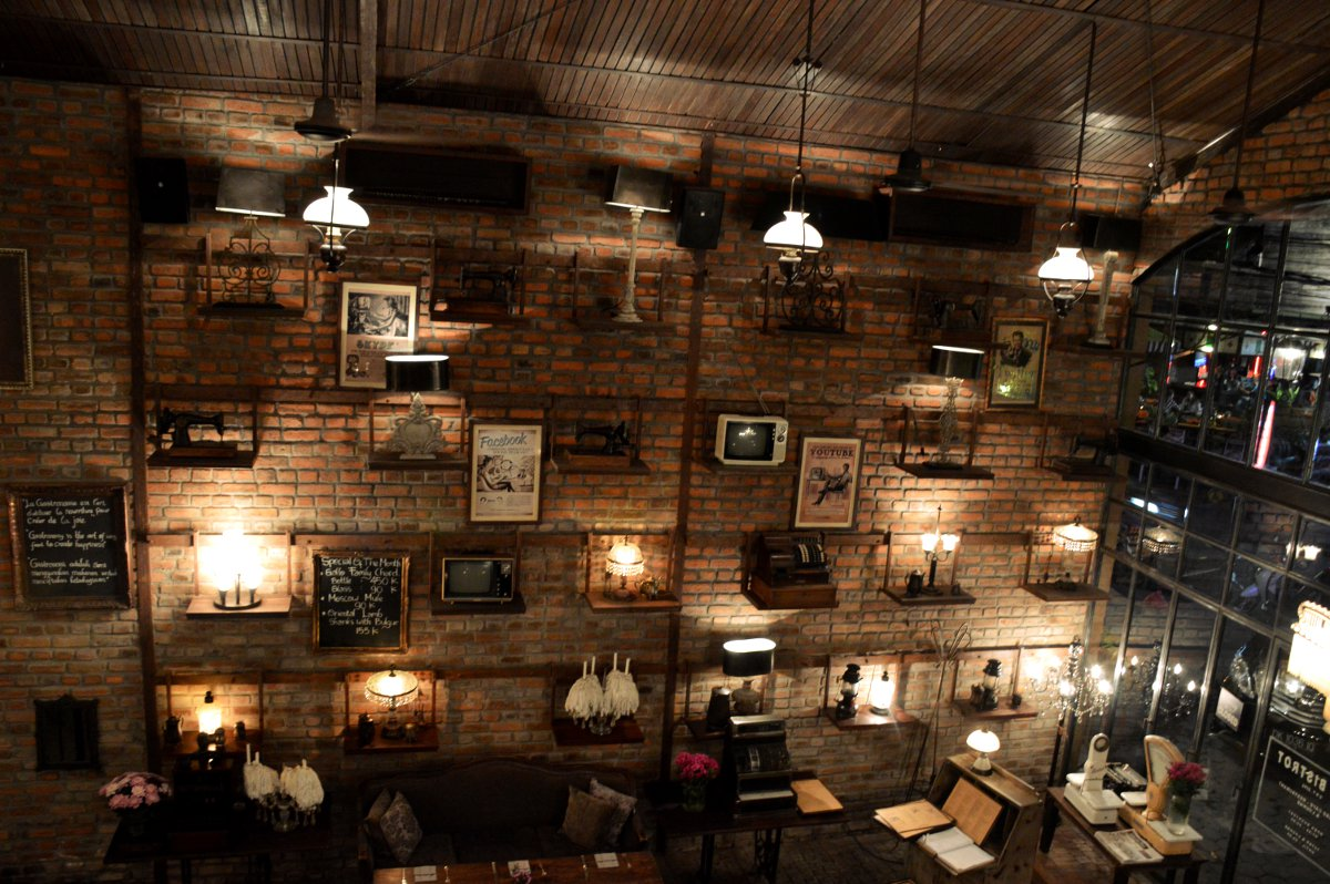 The Bistrot Seminyak Double-Barrelled Travel