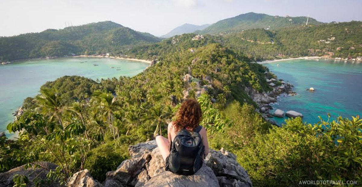A World to Travel Koh Tao Thailand