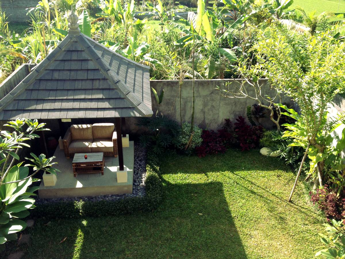 Garden villa ubud Double-Barrelled Travel