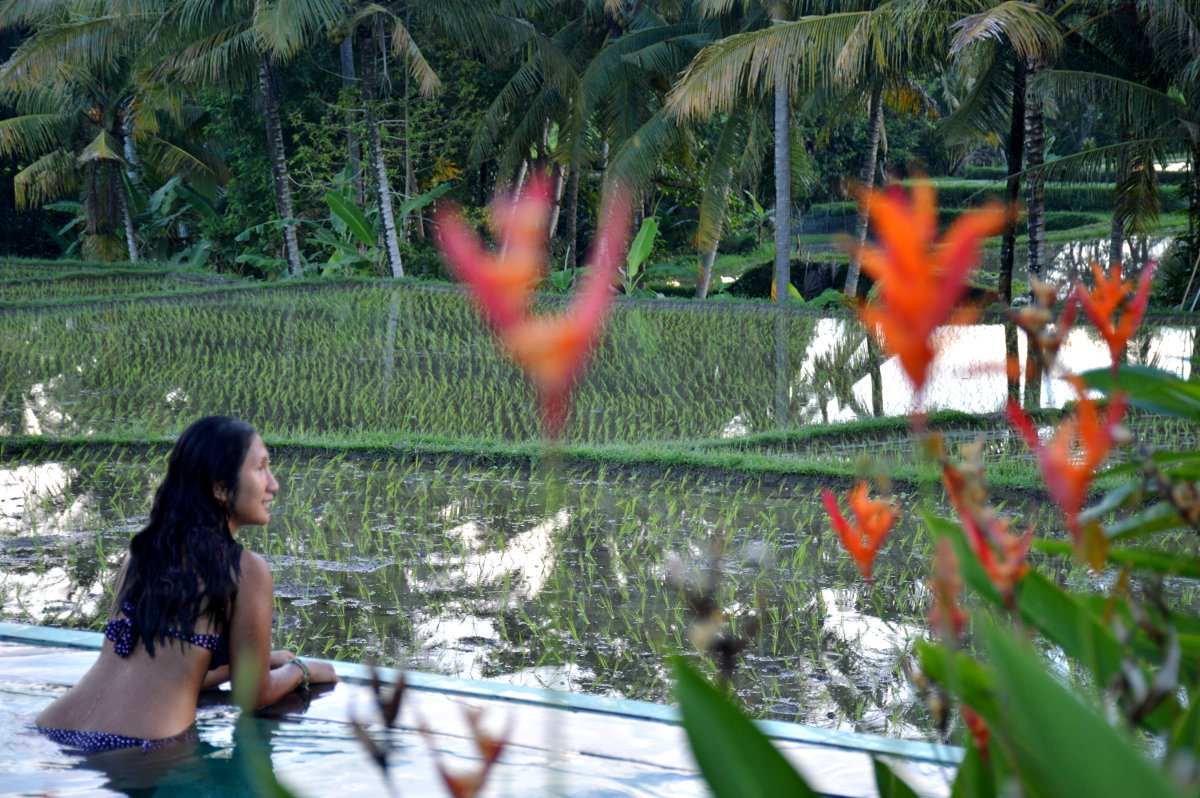 Losing Track Of Time In Ubud Bali Double Barrelled Travel