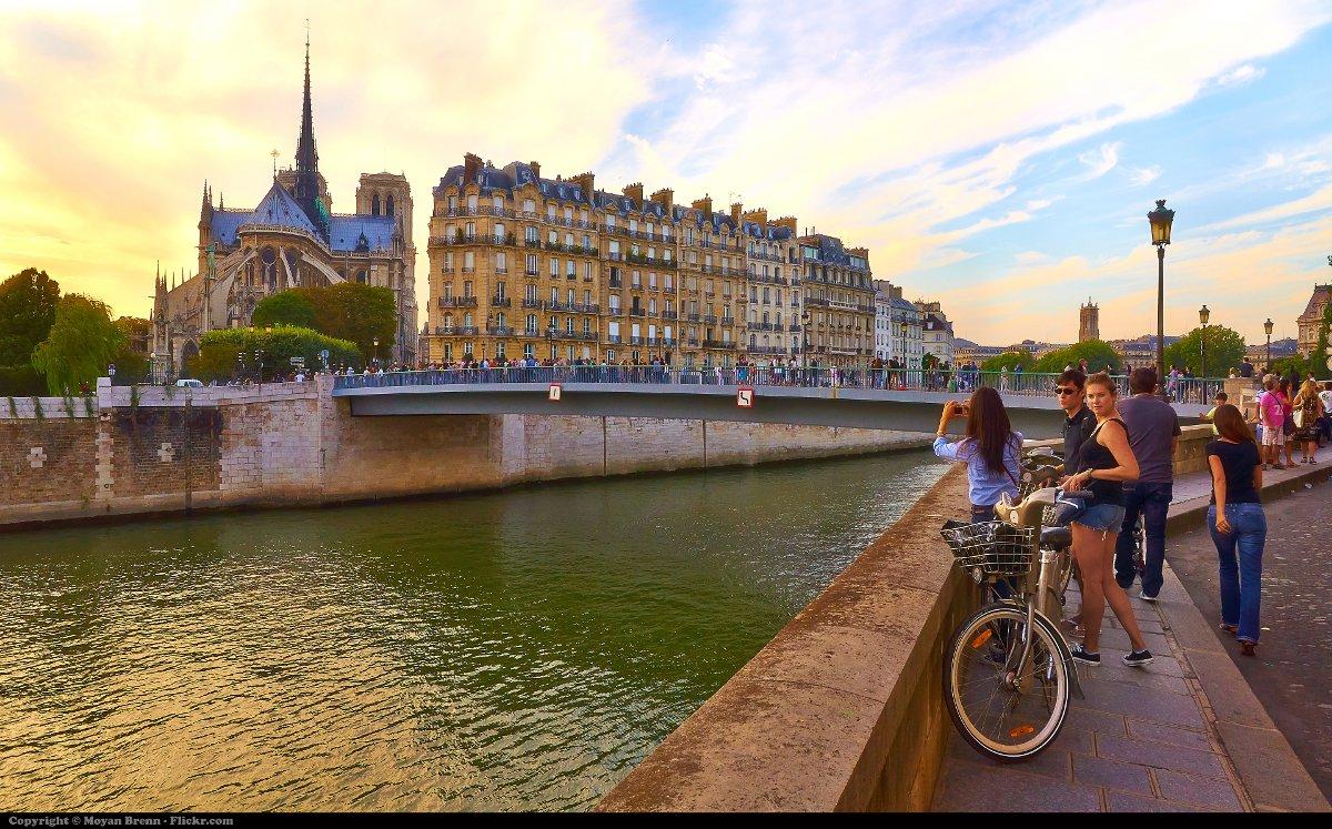 La Seine Paris Moyan Brenn on Flickr Double-Barrelled Travel