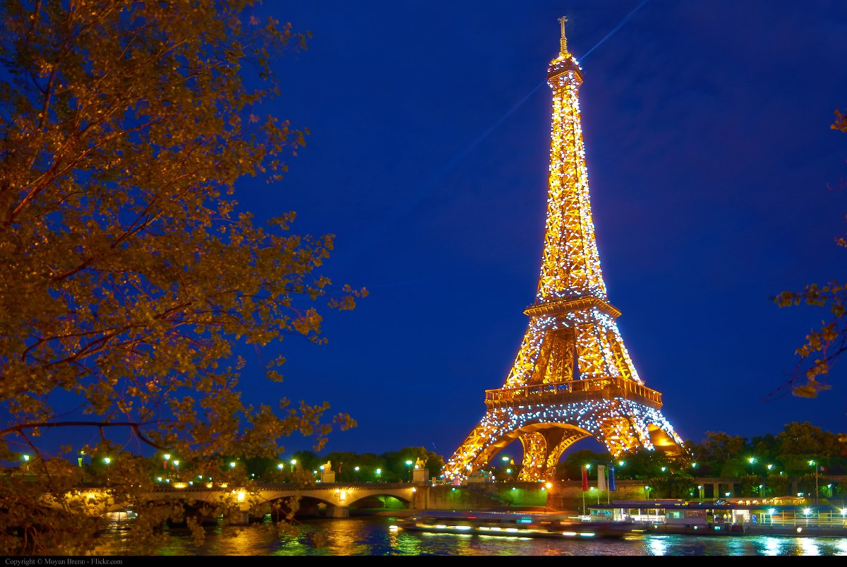 4 romantic places in paris double barrelled travel for Parigi wallpaper