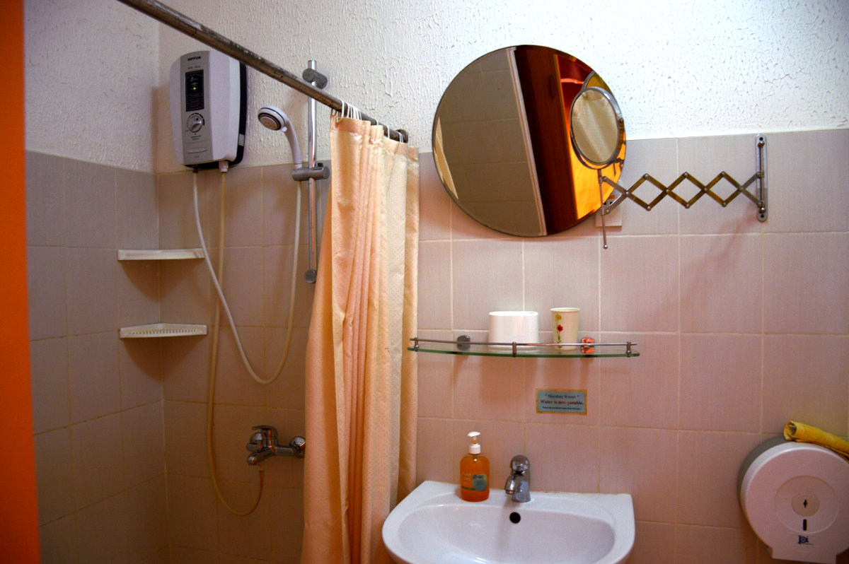 Bathroom Hayahay Philippines Double-Barrelled Travel
