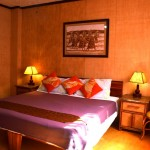 Bedroom Hayahay Philippines Double-Barrelled Travel