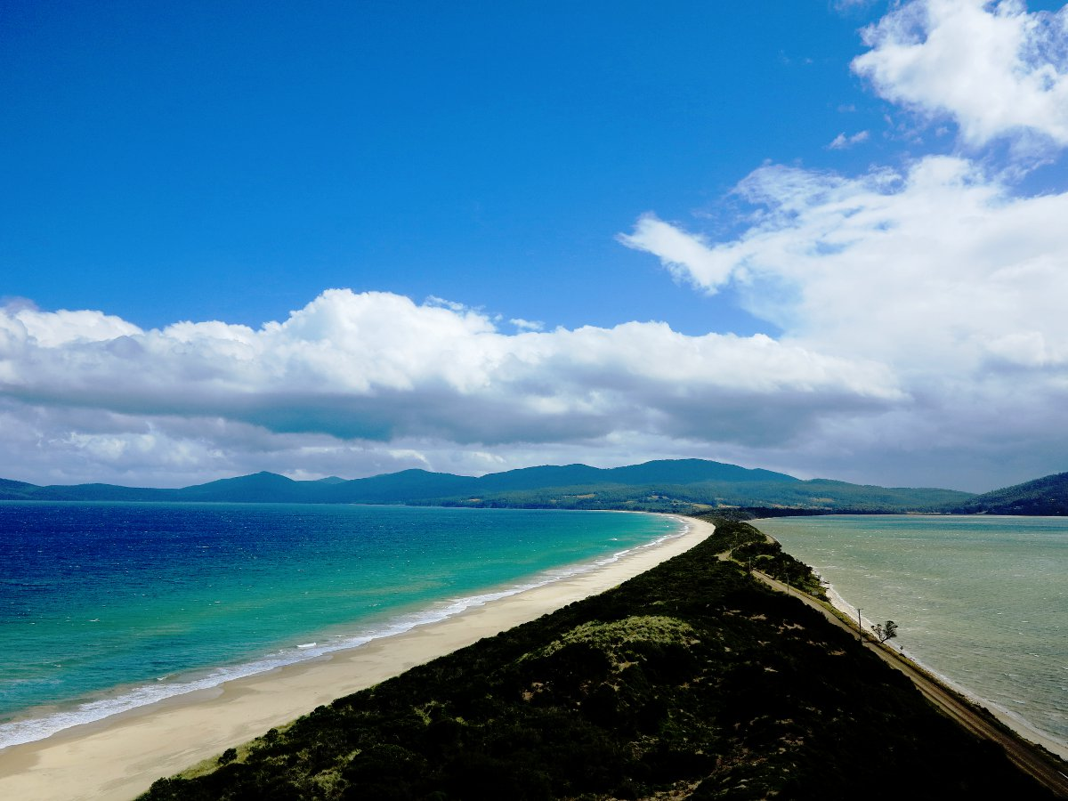 Bruny Island Tasmania Double-Barrelled Travel