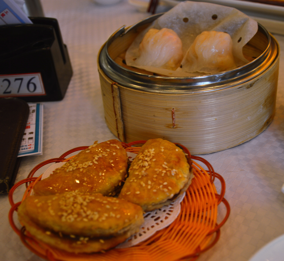 Dim Sum Hong Kong Double-Barrelled Travel