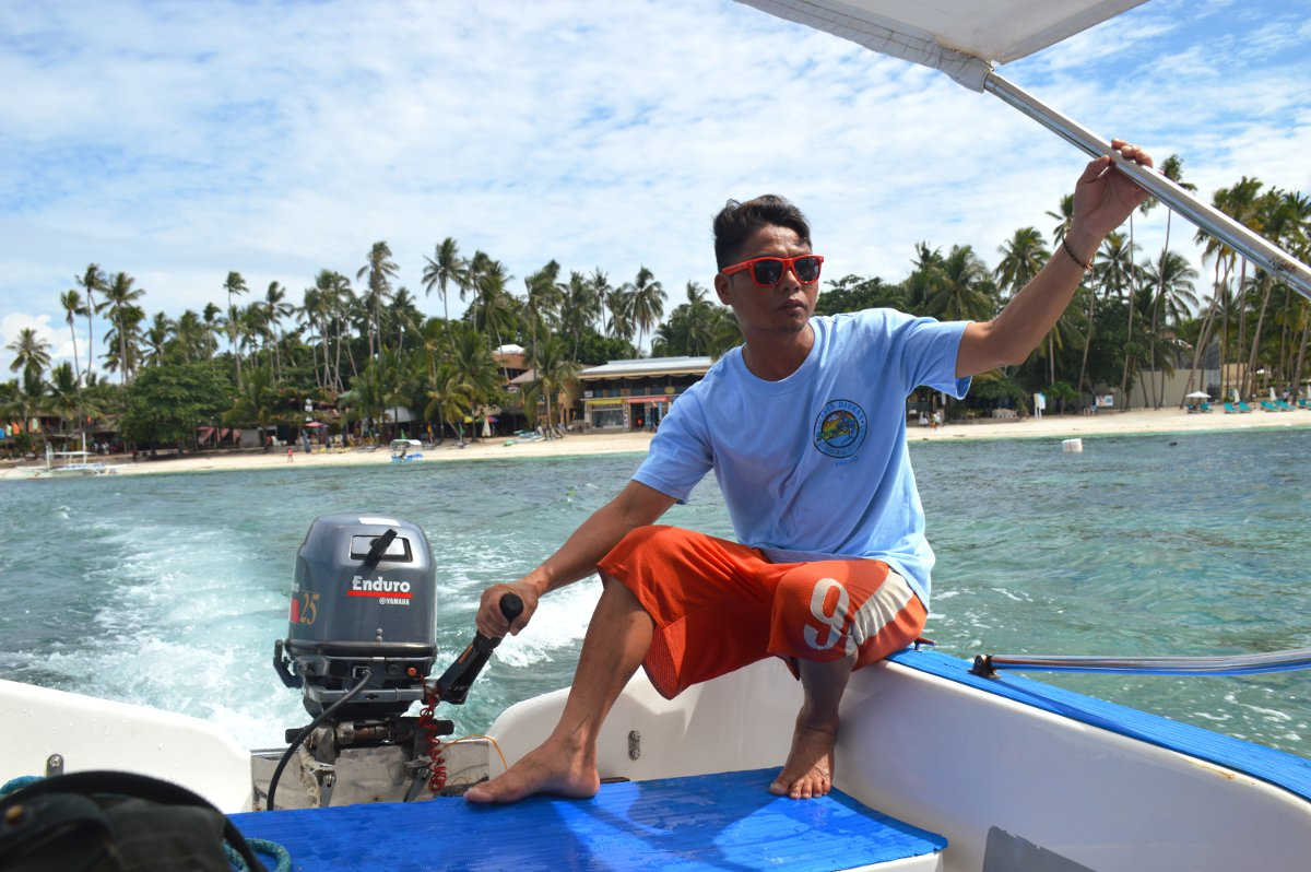 Genesis divers Philippines Double-Barrelled Travel