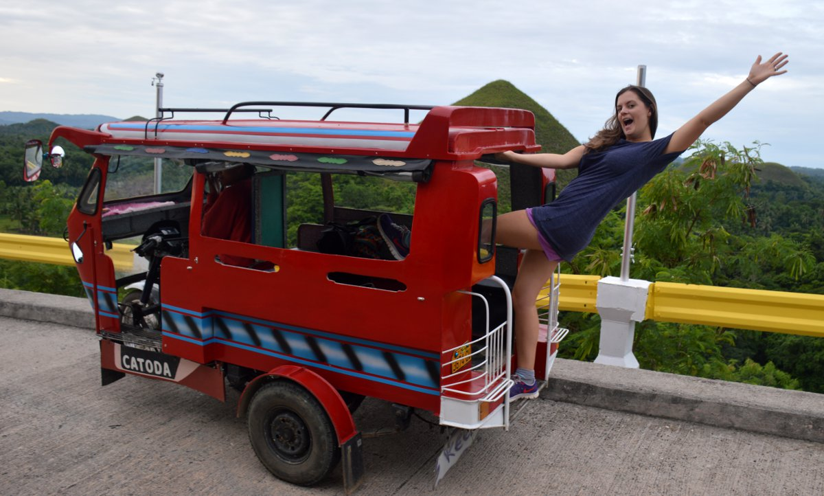 Jeepney Philippines Double-Barrelled Travel
